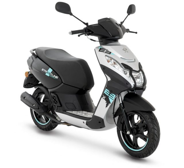 scooter peugeot kisbee t