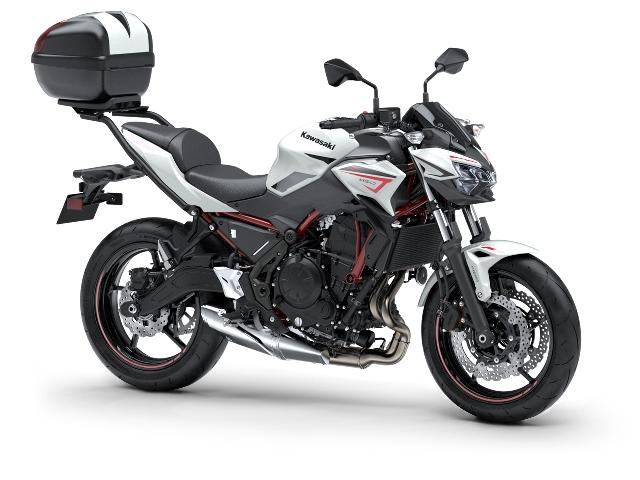 kawasaki motocikl z urban