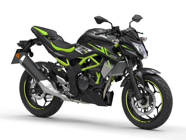 motocikl kawasaki se z