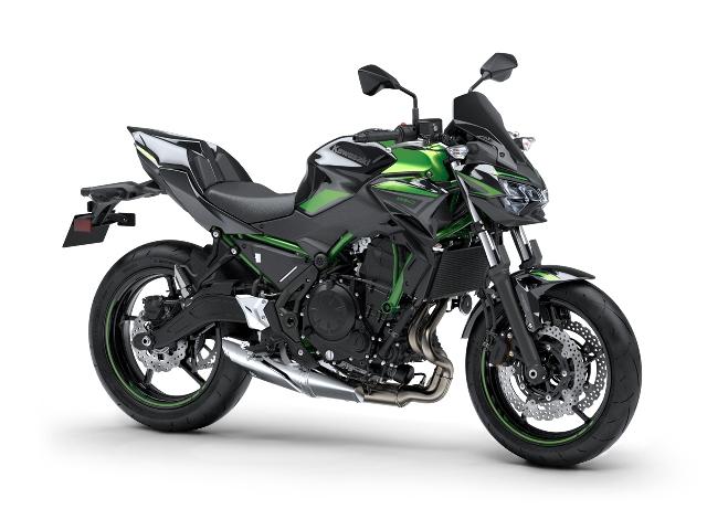 motocikl kawasaki z sport