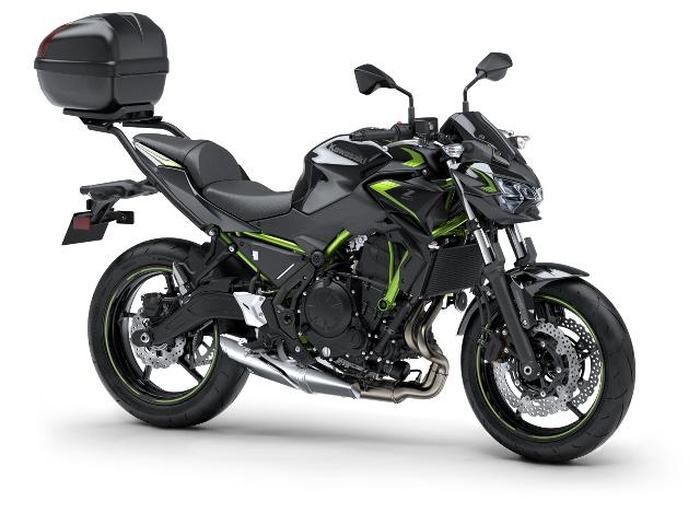motocikl kawasaki z urban